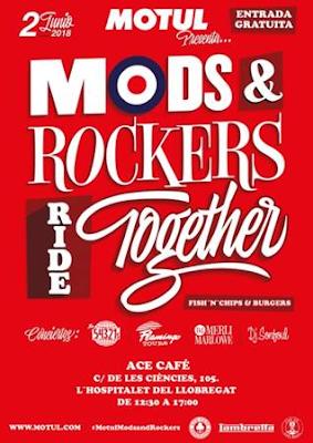 [Noticia] Primera edición del Mods & Rockers Ride Together