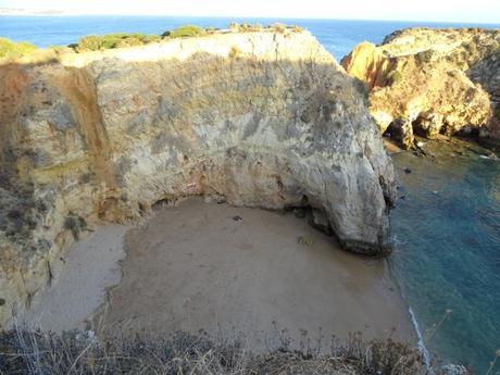 [Nuevo en el post]: Tres curiosas playas escondidas del Algarve ¿me guardan el secreto?