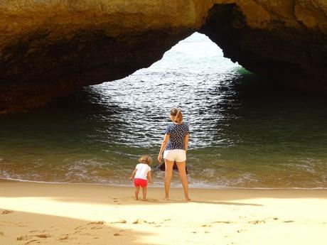 Cala Ponta Grande Algarve playa secreta