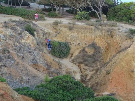camino cabra cala playa joao arens algarve portugal