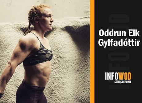 Oddrun-Eik-Gylfadóttir-atleta-crossfit-regional-games