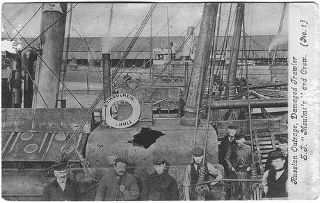 La bochornosa singladura de la Flota de Guerra rusa del Báltico