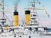 bochornosa singladura Flota Guerra rusa Báltico