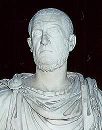 Marcus Claudius Tacitus (275-276 A.D.),  Robin Mc Mahon