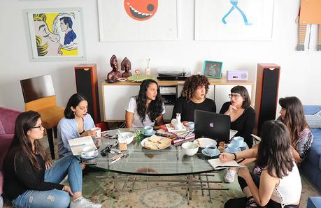María Landó. Plataforma feminista digital para la música peruana