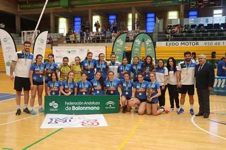 Montequinto acoge el Intersector Nacional Infantil Femenino