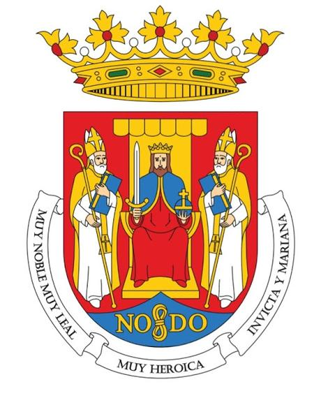 El Escudo de Sevilla.