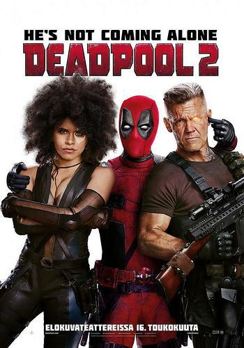 Deadpool 2: el verso suelto