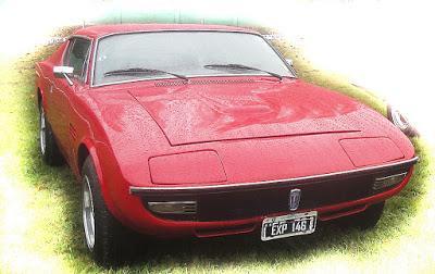 Tulia GT de Tulio Crespi