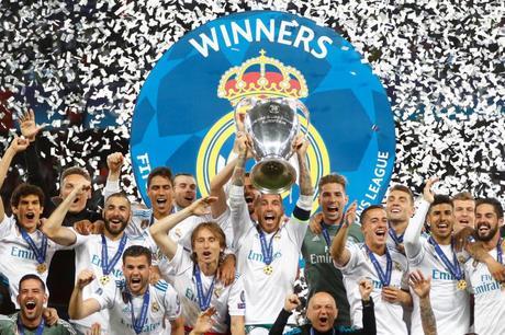 El Real Madrid, más Rey de Europa con su decimotercera Champions League