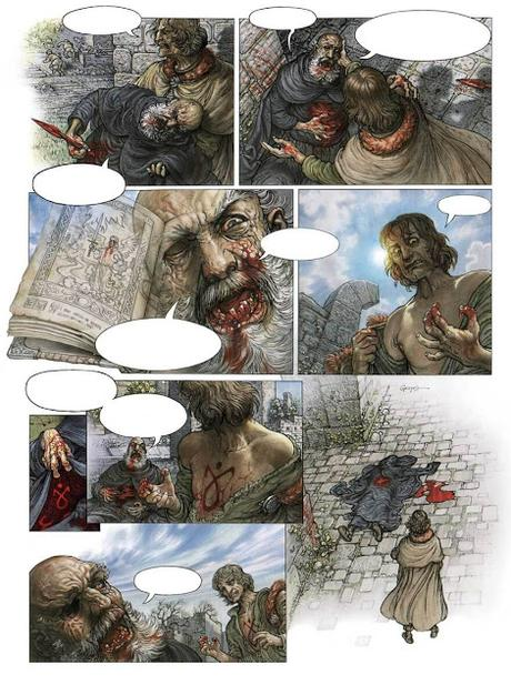 Conoce a Boban Savic un dibujante con mucha imaginación