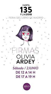 Os espero en la Feria del Libro de Madrid 2018