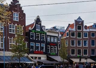 Cuadernos holandeses (I): centro de Ámsterdam