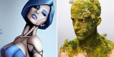 Photoshop Manipulation Ideas Image 19-20