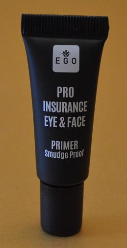 "La prebase ""Pro Insurance Eye & Face Primer"" de EGO PROFESIONAL"