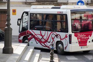 Las dos líneas de microbuses de los 80