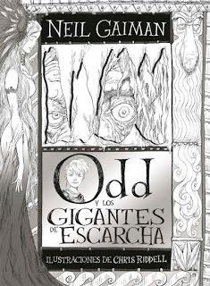 Crítica literaria: Odd y los gigantes de escarcha (novela gráfica)