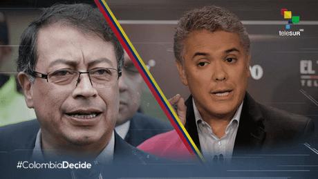 Petro y Duque irán a segunda ronda en Colombia; abstención fue del 47%.