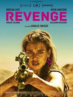 Revenge (Coralie Fargeat, 2017. FR)
