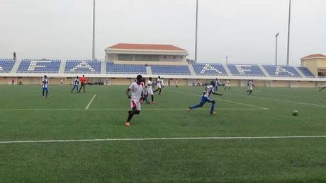 Resultados Escuela de Fútbol Base AFA Angola 26 y 27 de Mayo