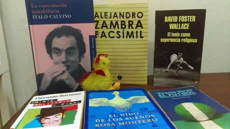 La semana tiene siete libros (5)