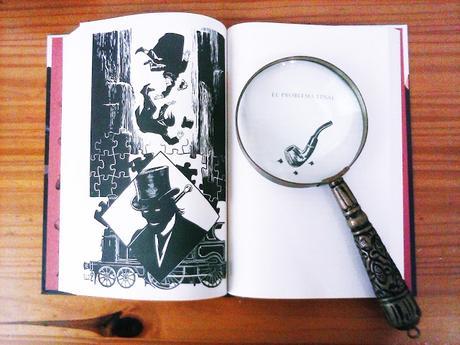 LOS MEJORES CASOS DE SHERLOCK HOLMES: ¡Una hermosa edición para los amantes del detective!