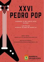 XXVI Concurso Pedro Pop