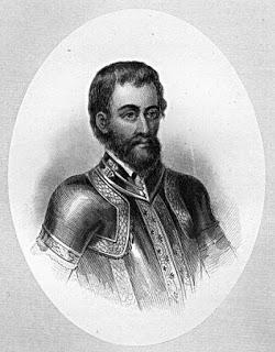 Hernando de Soto, Charles H. L. Johnston