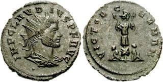 Claudius II Gothicus (268-270),   Richard D. Weigel