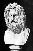 Busto de Zeus Otricoli, Estelle M. Hurll