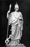 Atenea Giustiniana (Minerva Médica) , Estelle M. Hurll