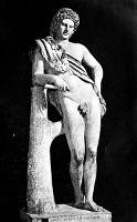 El Fauno de Praxiteles , Estelle M. Hurll
