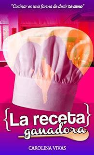 (Reseña) La Receta Ganadora by Carolina Vivas