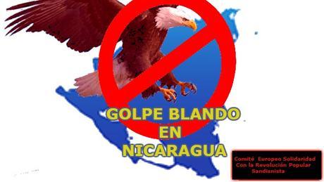 Plan golpista contra la Nicaragua Sandinista