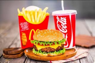 Fast food, causante de infertilidad.