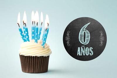 ¡¡CUMPLIMOS 6 AÑOS!!