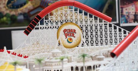 Disneyland tendrá espectacular montaña rusa en Pixar Pier