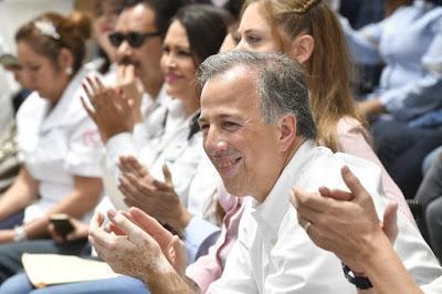 PEPE MEADE AVANZA AL SEGUNDO LUGAR Y COSECHA APOYO DE  PANISTAS  Y  PERREDISTAS
