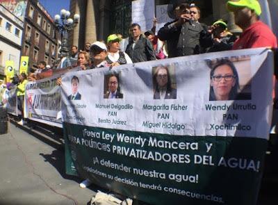 Denuncia a Martínez Fisher por desvio de 21 mdp del seguro de desempleo