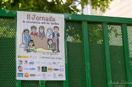 II JORNADAS DE CONVIVENCIA POR LA IGUALDAD