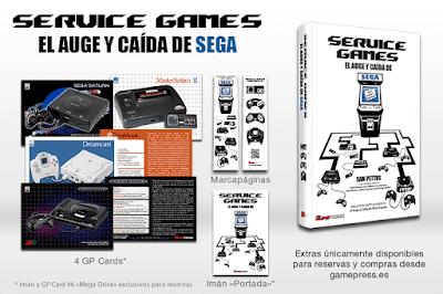 La historia completa de Sega en el último libro publicado por Game Press