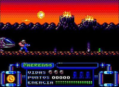 'Galactic Tomb' para Amstrad CPC disponible en formato cinta