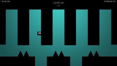 Prepárate para 'E.Z.', el plataformas 'hardcore' y minimalista para ordenadores que te traerá de cabeza