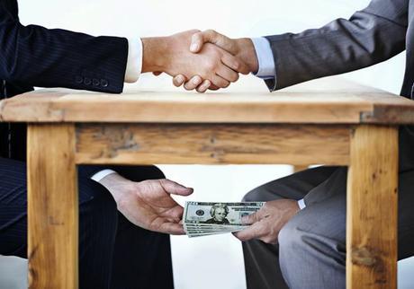 La fenomenología de la corrupción en la práctica jurídica