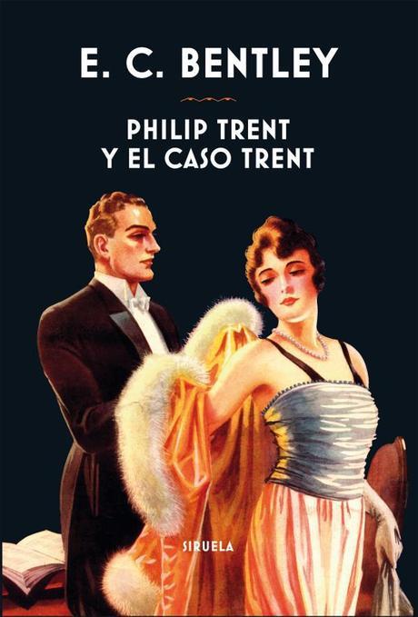 Portada de Philip Trent y el caso Trent