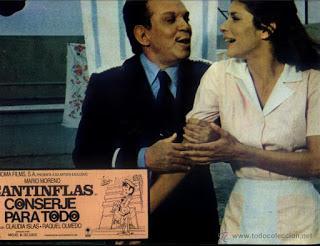 CONSERJE PARA TODO (EN CONDOMINIO) (México, 1973) Comedia