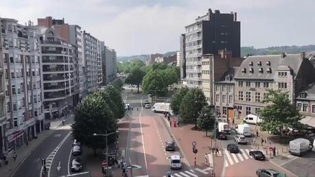 Tres asesinados en Bélgica disparando
