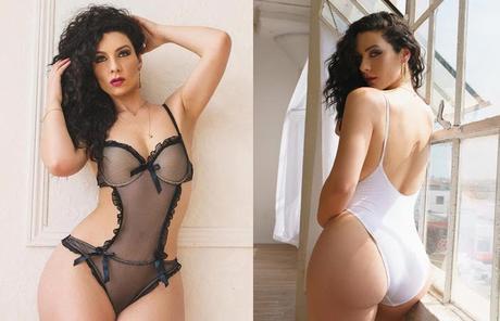 El mundo del modelaje con Victoria kay - Su vida y salud la hace exótica mujer