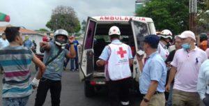 cruz roja de Nicaragua