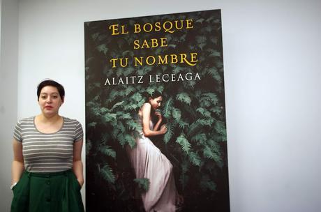 Encuentro con Alaitz Leceaga